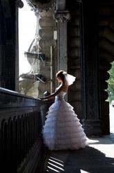 Продам свадебное платье 8000р.