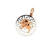 Кулоны из серебра знаки зодиака