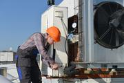 Сервисное техническое обслуживание промышленных и бытовых кондиционеро