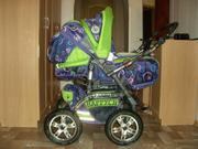 Продам коляску трансформер,  производство Польша,