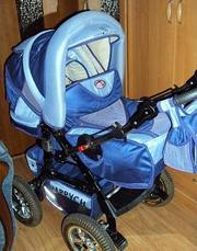 Продам коляску детскую-трансформер