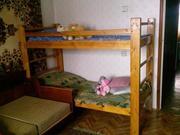 Продам 2-х ярусную кровать, недорого