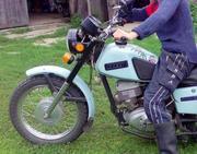Продам мотоцикл ИЖ Планета-5,